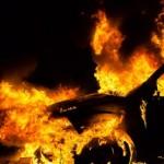 FOTO: Zapaljen automobil u Jelahu